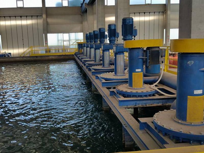 Automazioni industriali - impianti settore trattamento acque - Cremona
