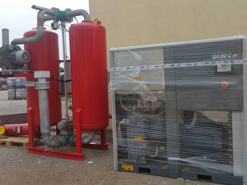 Automazioni industriali - quadri di derivazione - impianti di potenza - Cremona