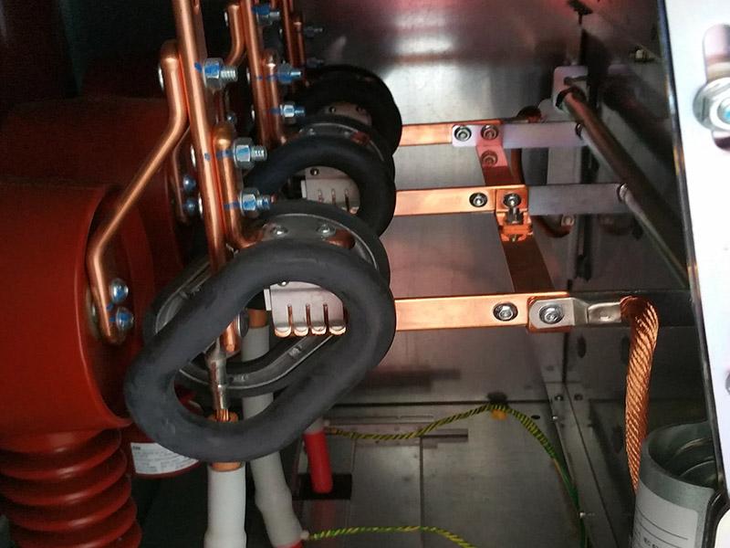 Scaglioni Impianti Elettrici - industriale