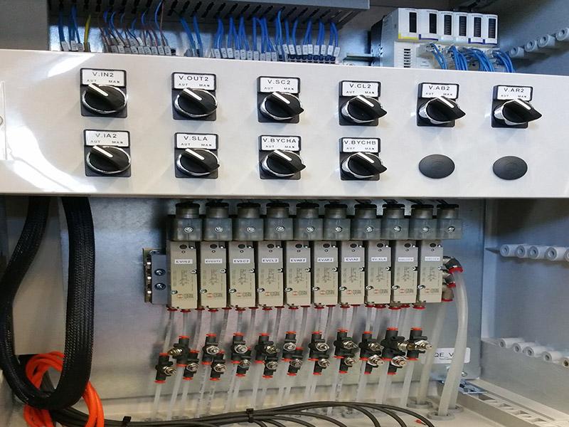 Scaglioni Impianti Elettrici - quadro elettrico