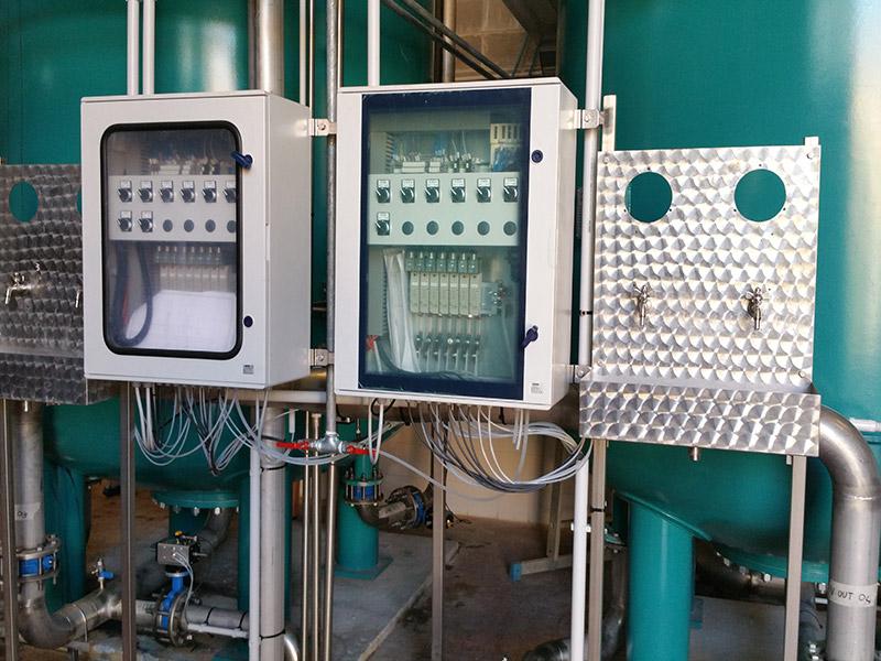 Scaglioni Impianti Elettrici - quadro elettrico - settore agricolo