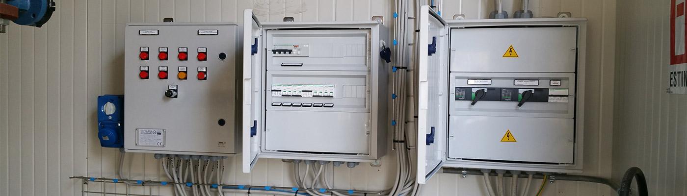 impianti elettrici industriali - automazioni provincia cremona
