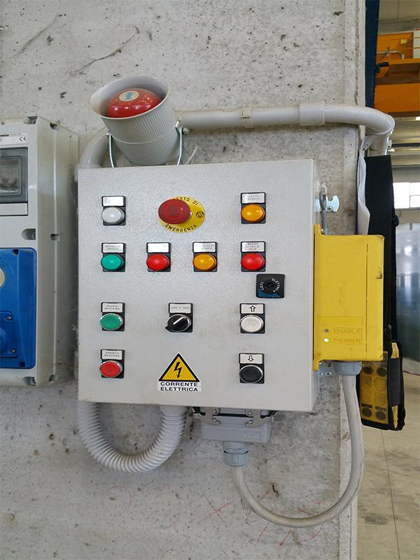 Quadri elettrici industriali - Scaglioni Impianti Elettrici (Cremona)