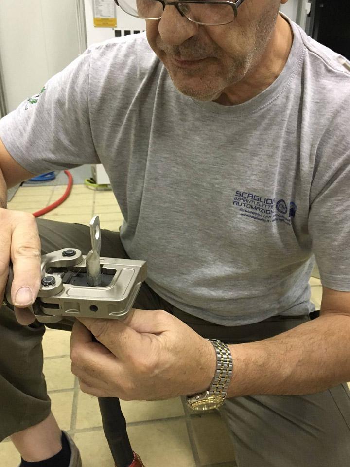 Scaglioni Martino - installazione quadro elettrico